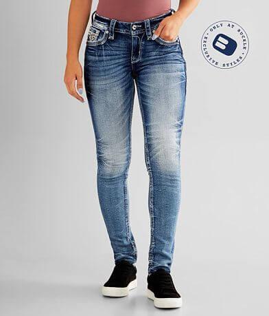Rock Revival Yui Easy Skinny Stretch Jean
