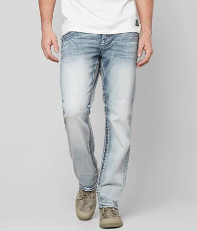 Rock Revival Holman Relaxed Straight Stretch Jean