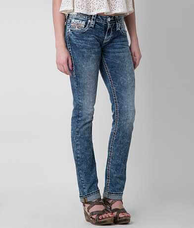 Rock Revival Luiza Straight Stretch Jean