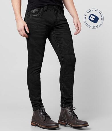 Rock Revival Benton Slim Taper Stretch Jean