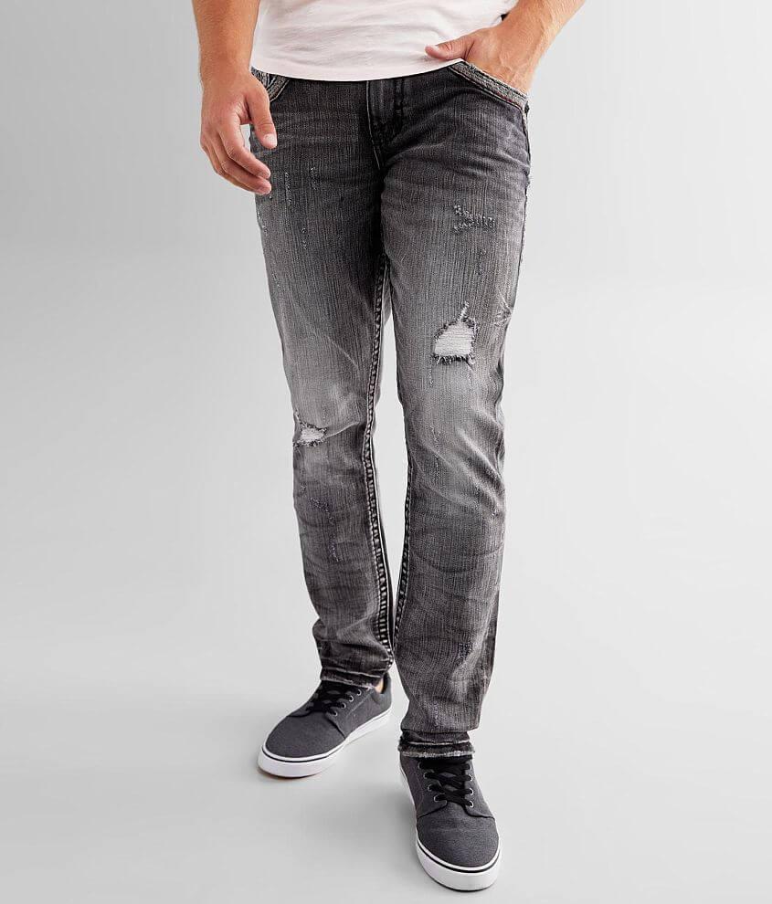 Rock Revival Vinton Slim Taper Stretch Jean front view