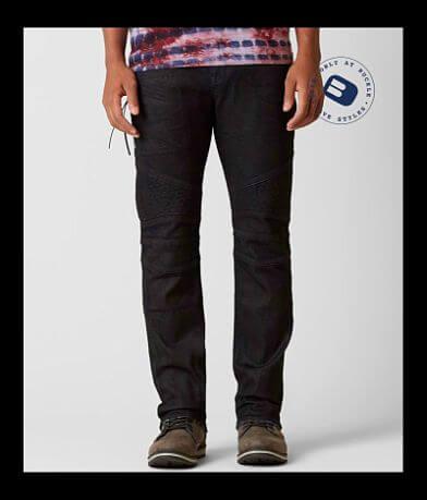 Rock Revival Taniel Moto Slim Stretch Jean