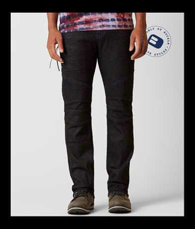 Rock Revial Taniel Moto Slim Stretch Jean