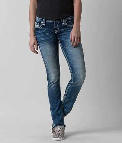 Rock Revival Nancy Straight Stretch Jean