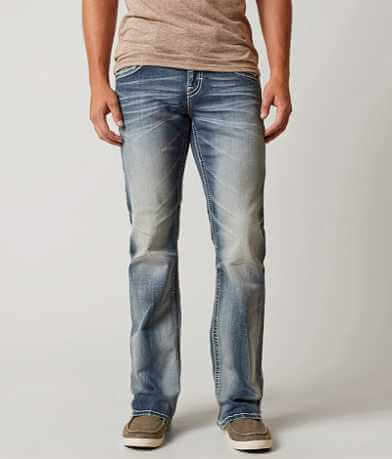 Rock Revival Darek Slim Boot Jean