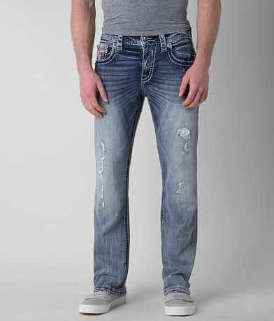 Rock Revival Fergus Straight Stretch Jean