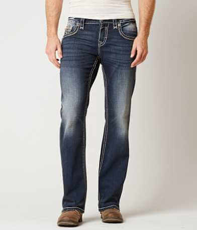 Rock Revival Wynton Slim Boot Stretch Jean