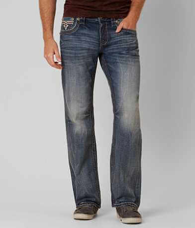 Rock Revival Walker Slim Boot Stretch Jean