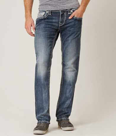 Rock Revival Olin Straight Stretch Jean
