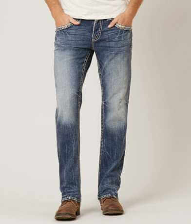 Rock Revival Wilbur Straight Stretch Jean