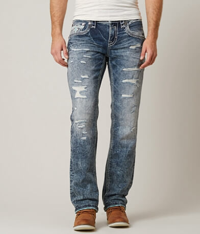 Rock Revival Ledford Straight Stretch Jean