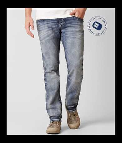 Rock Revival Jamon Slim Straight Stretch Jean
