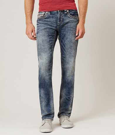 Rock Revival Geras Straight Stretch Jean