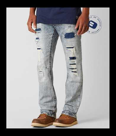 Rock Revival Nardo Straight Stretch Jean