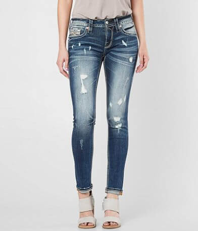 Rock Revival Sherry Mid-Rise Ankle Skinny Jean