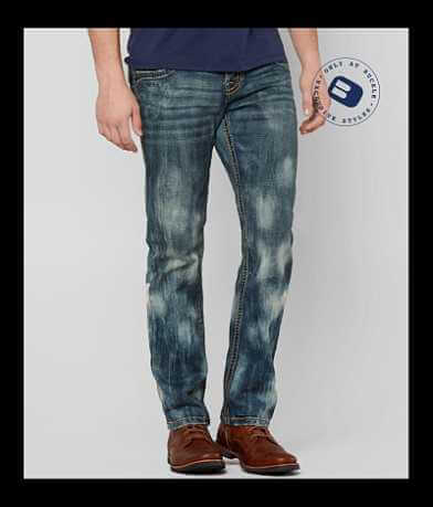 Rock Revival Rand Straight Stretch Jean
