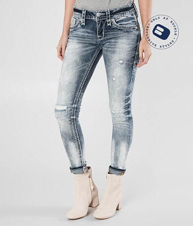 Rock Revival Betty Ankle Skinny Stretch Jean