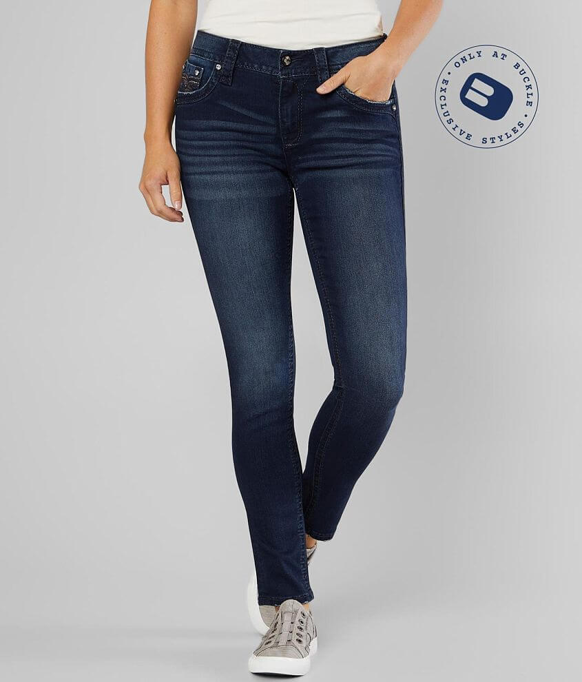 Rock Revival Betty Easy Ankle Skinny Stretch Jean front view