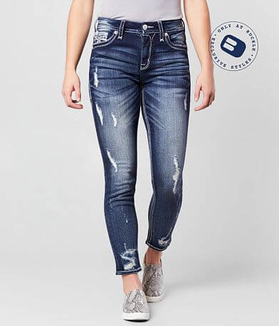 Rock Revival Betty Easy Ankle Skinny Stretch Jean