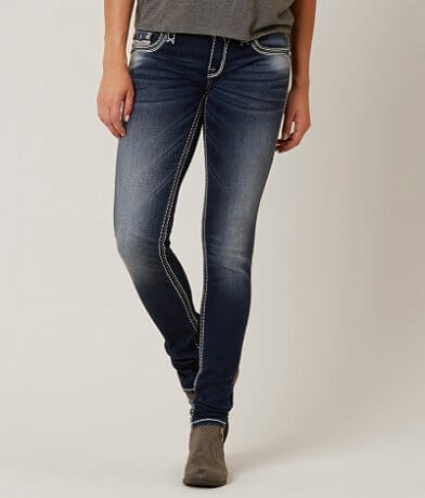 Rock Revival Betty Mid-Rise Skinny Stretch Jean