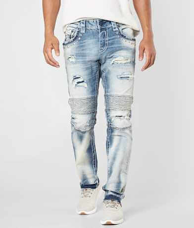 Rock Revival Rasmus Biker Stretch Jean