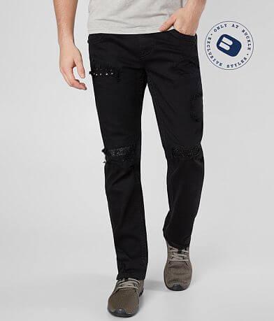 Rock Revival Arwel Straight Stretch Jean