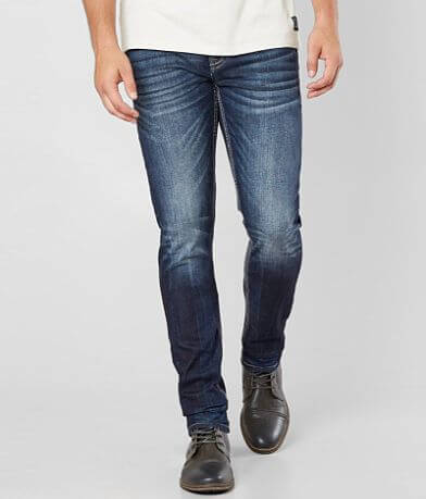 Rock Revival Kort Slim Stretch Jean