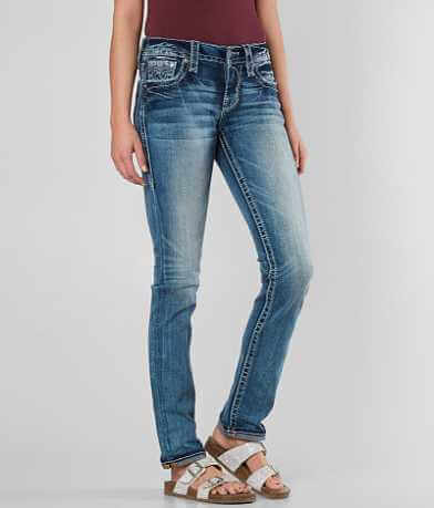 Rock Revival Alivia Straight Stretch Jean