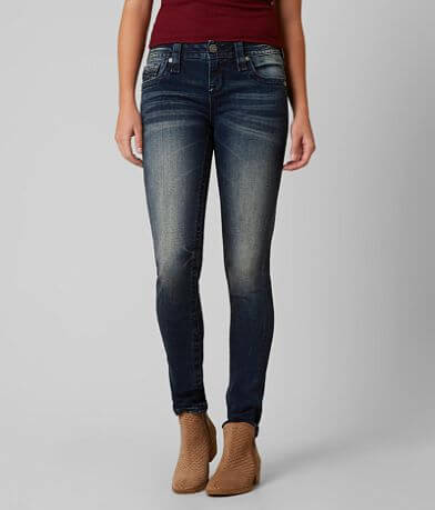 Rock Revival Alivia Mid-Rise Skinny Stretch Jean