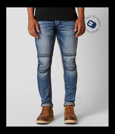 Rock Revival Rafael Slim Taper Stretch Jean