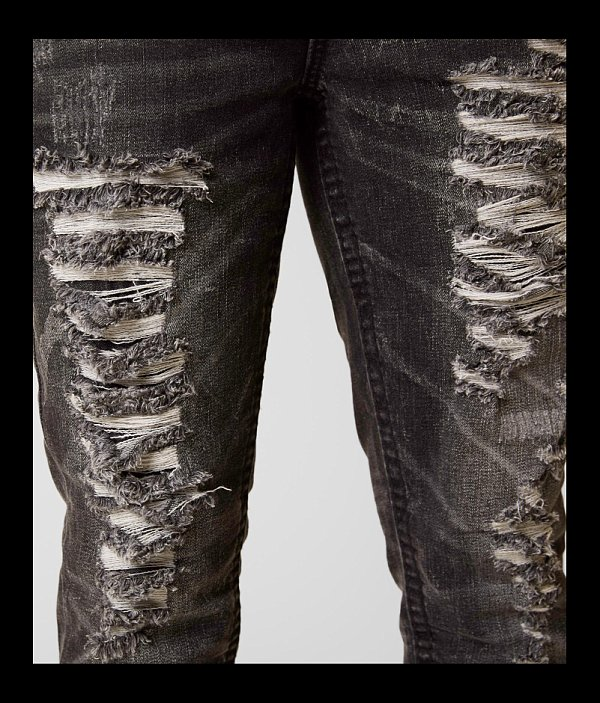 Revival Stretch Slim Gerald Taper Jean Rock Z7wdIqd