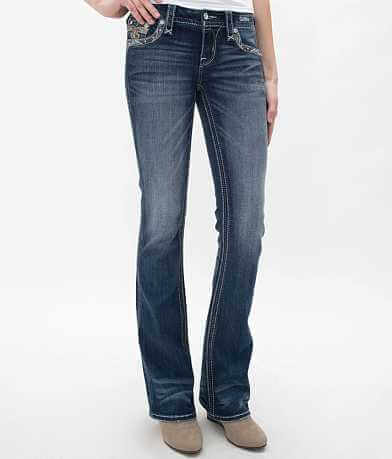 Rock Revival Sapphire Mid-Rise Boot Stretch Jean