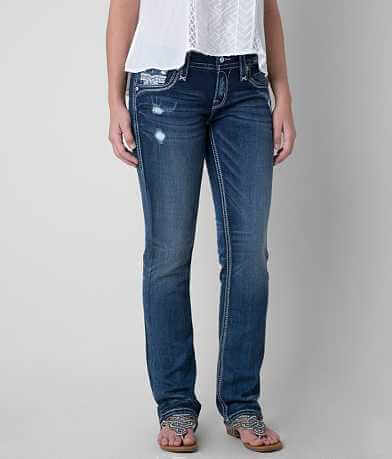 Rock Revival Luz Easy Straight Stretch Jean