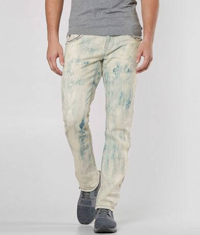 Rock Revival Rauf Slim Straight Stretch Jean