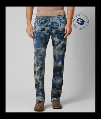 Rock Revival Corwin Straight Stretch Jean