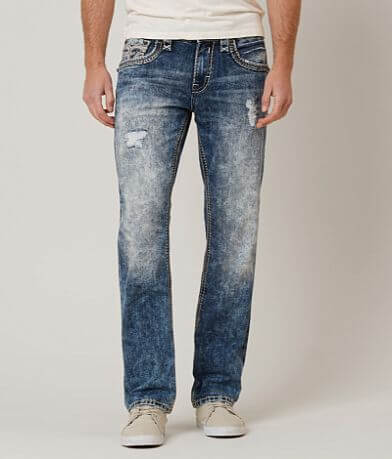 Rock Revival Pruitt Straight Stretch Jean