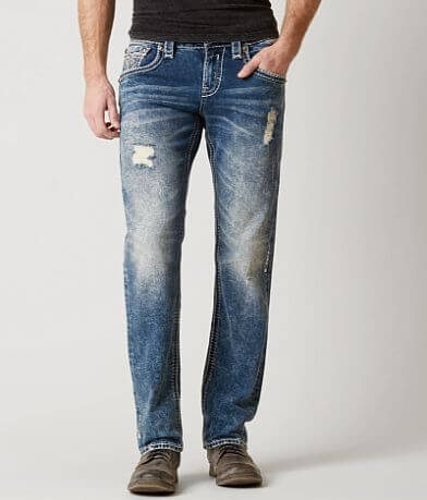 Rock Revival Pruitt Straight Stretch Jean