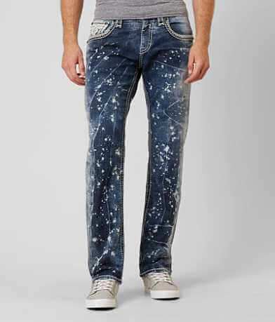 Rock Revival Chenko Straight Stretch Jean