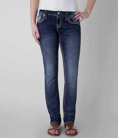 Rock Revival Haine Easy Straight Stretch Jean
