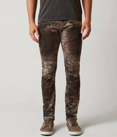 Rock Revival Jezek Moto Stretch Jean