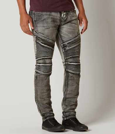 Rock Revival Daviday Moto Stretch Jean