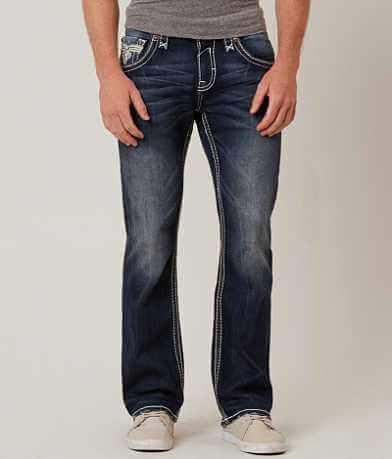 Rock Revival Hobert Slim Boot Stretch Jean