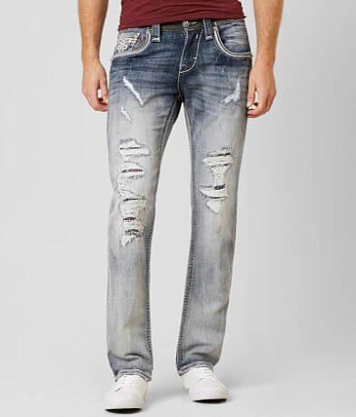 Rock Revival Tyme Straight Stretch Jean