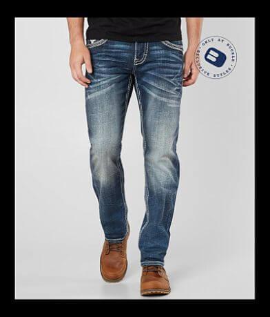Rock Revival Phamy Straight Stretch Jean