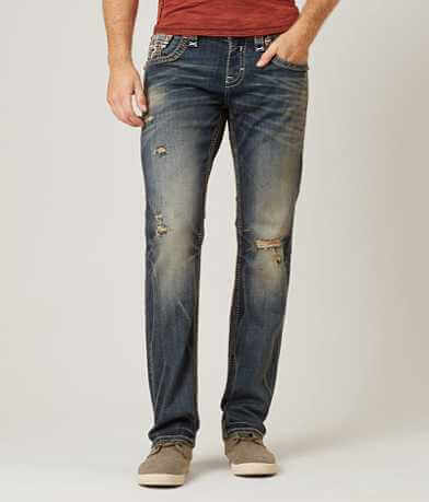 Rock Revival Jublio Straight Stretch Jean