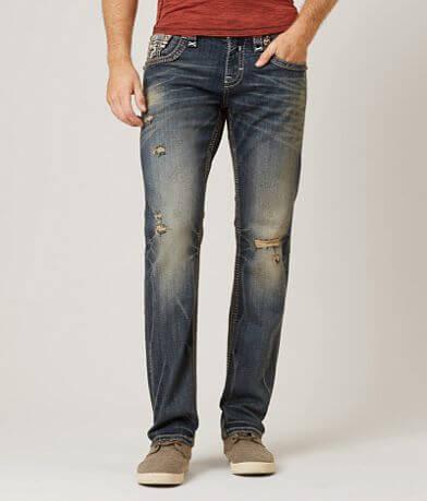 Rock Revival Jublio Straight Stretch Jean