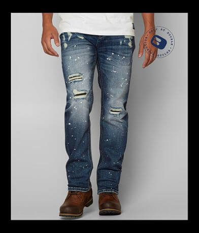 Rock Revival Thor Straight Stretch Jean