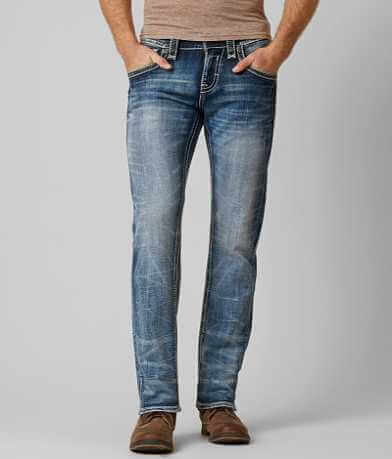 Rock Revival Priam Straight Stretch Jean