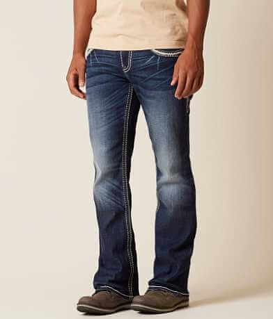 Rock Revival Daegan Slim Boot Stretch Jean