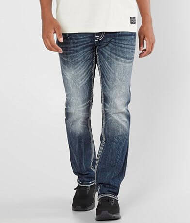 Rock Revival Triton Slim Straight Stretch Jean